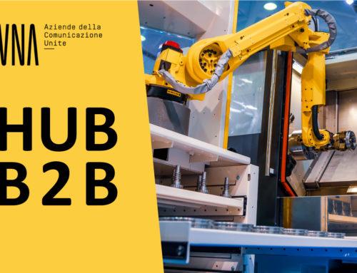 Nasce l'HUB per la comunicazione industriale tra azienda e azienda