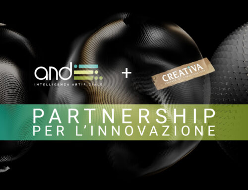AND + Creativa: partnership per l'innovazione